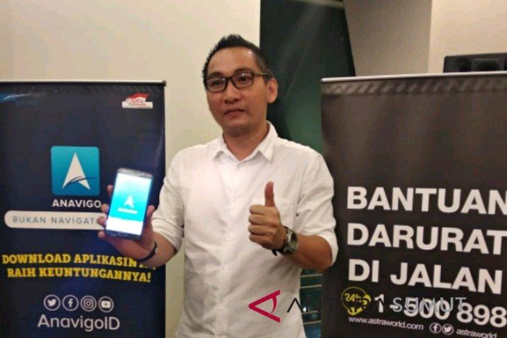 Astraworld Permudah Customer Dengan Aplikasi Anavigo Antara News Sumatera Utara