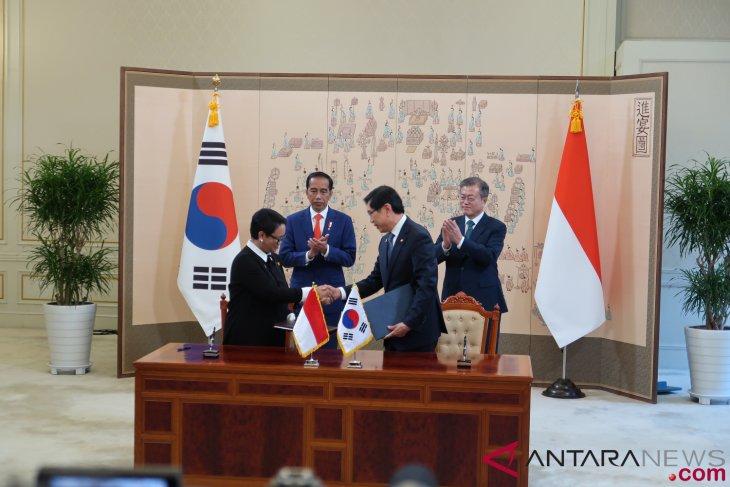 Indonesia, S Korea sign MoU on Certificate of Origin Data Exchange