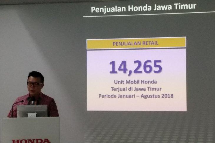 Pasar Mobil Jatim Tak Terpengaruh Pelemahan Rupiah