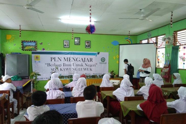 PLN Bogor edukasi listrik aman sejak dini