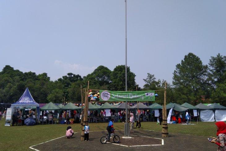 Pasar Rakyat IPB bantu pasarkan produk petani