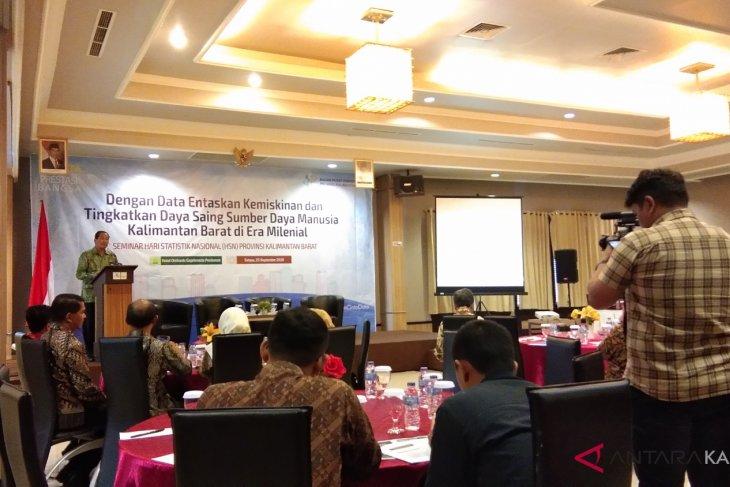 BPS Klabar gelar  seminar entaskan kemiskinan melalui data