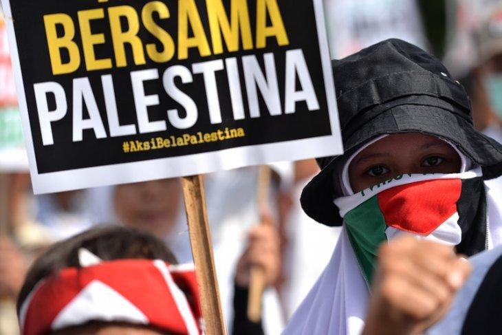 Tantangan makin berat, Indonesia setia dukung Palestina untuk merdeka