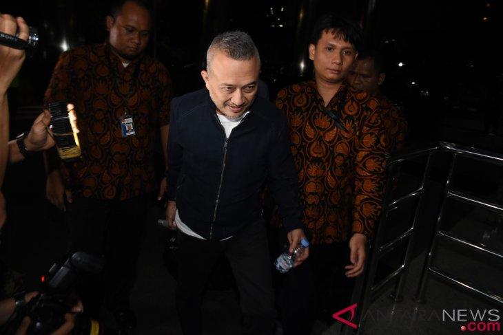 Ketua Fraksi Partai Golkar DPRD Sumut Ditahan KPK