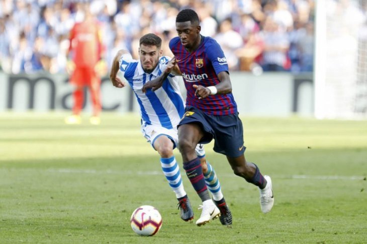 Hasil dan klasemen Liga Spanyol, Barcelona kokoh di puncak