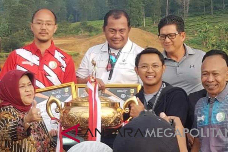 Bogor Wonderful Golf 2018 tuai pujian