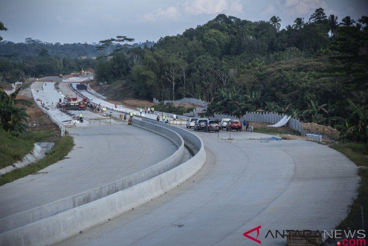 RI President slated to inaugurate Samarinda-Balikpapan toll road