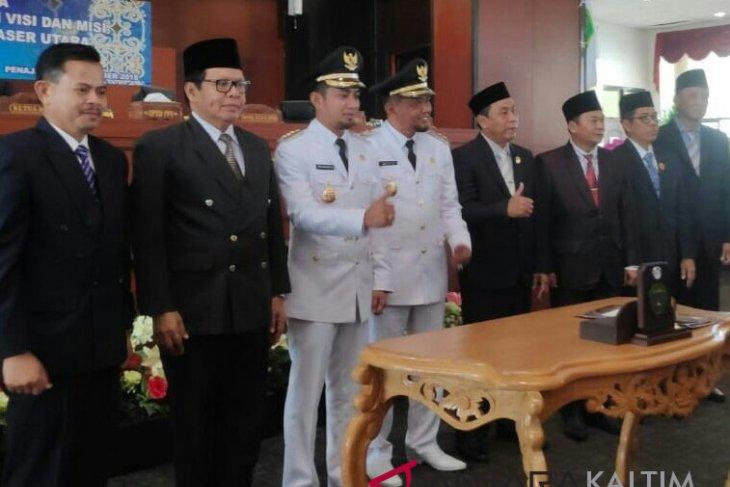AGM-Hamdam siap lanjutkan program pembangunan Kabupaten Penajam