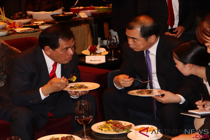 Chinese businessmen explore investment in Jakarta
