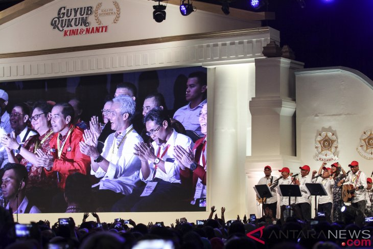 News Focus - UGM and Jokowi`s messages for Indonesians  by Rahmad Nasution