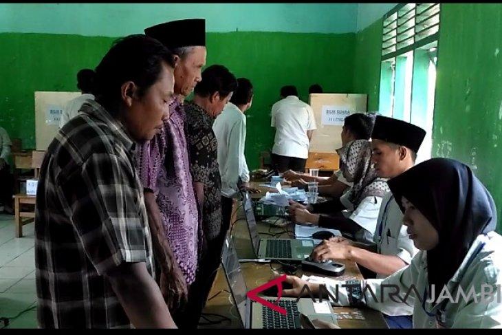 Enam desa di Batanghari laksanakan pilkades e-voting (video)