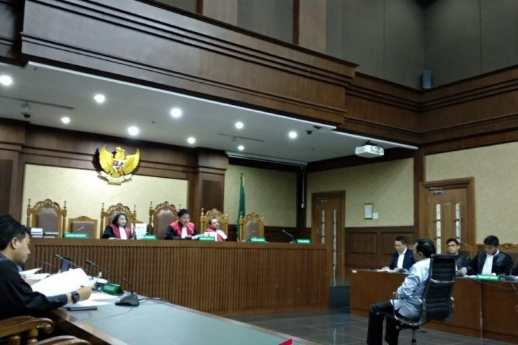 Setya Novanto akui pertemuan Fahmi-Fayakhun di rumahnya