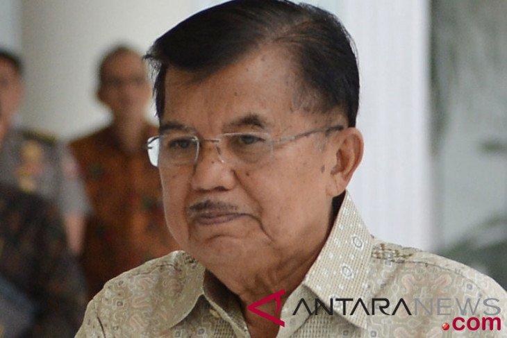 Jusuf Kalla dijadwalkan hadiri Rakornas KAHMI di Jambi