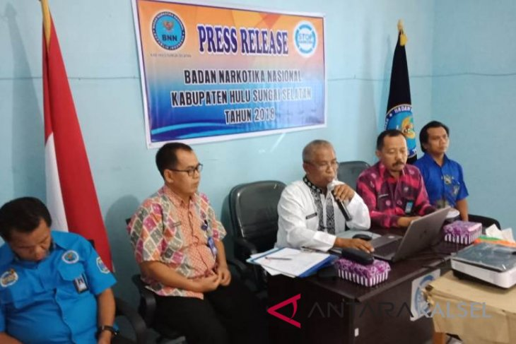 BNNK HSS sediakan tempat rehabilitasi narkoba gratis