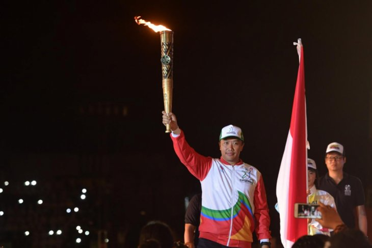 Transportation minister, police chief to join Para Games Torch relay