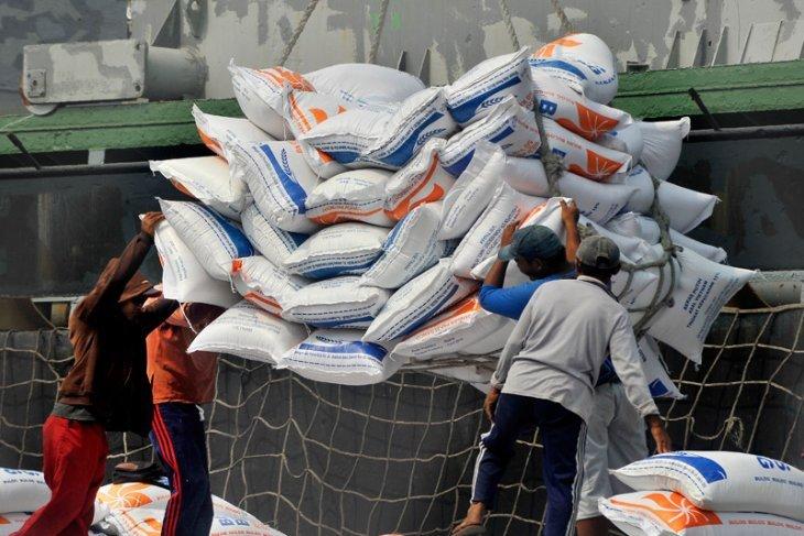 Jokowi: Impor Beras Masih Diperlukan