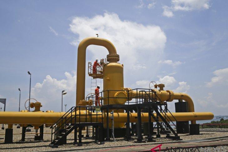 SKK Migas' gas supplies to Singapore return to normal