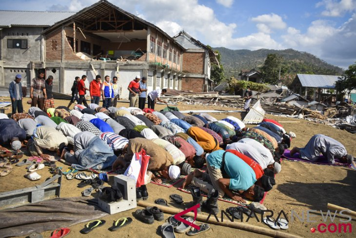 Another earthquake rocks Indonesia`s Lombok Island