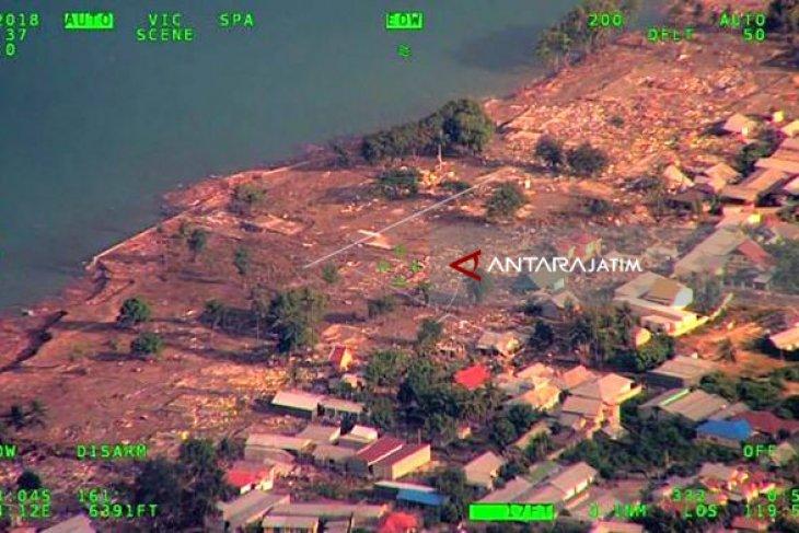 Bencana di Sulteng, TKD Jatim Galang Donasi