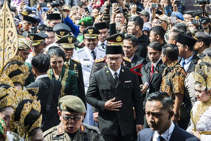 Historical Walk Gubernur Jabar dan Bupati