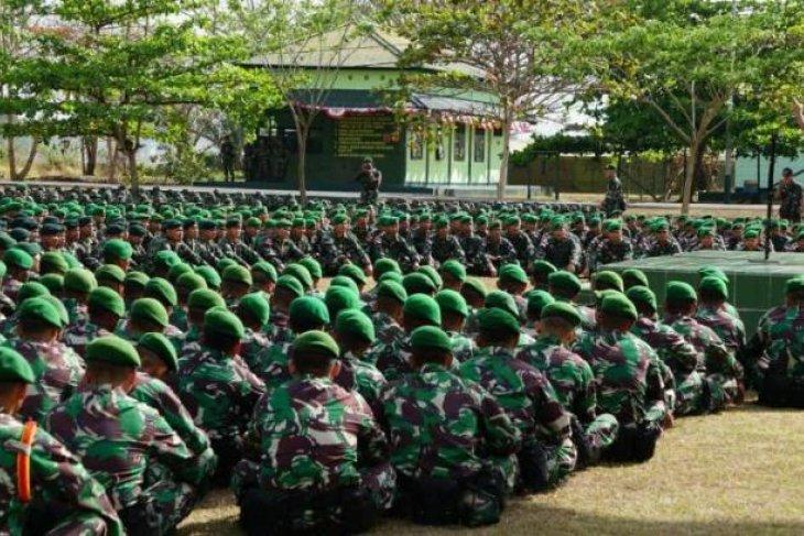 Kodam XVII Cenderawasih perbantukan 7.500 prajurit ke Polda Papua