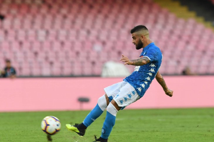Gol Insigne bawa Napoli tundukkan Fiorentina