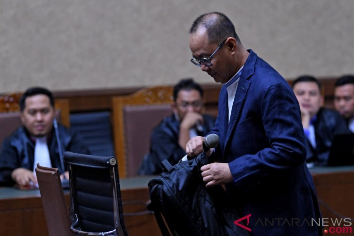 KPK: Putusan kasasi  Syafruddin Arsyad