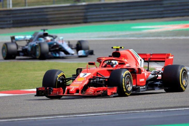 Raikkonen akan tinggalkan Ferrari