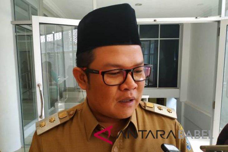 Wabup Bangka Selatan berharap semangat ASN lebih baik selama Ramadhan