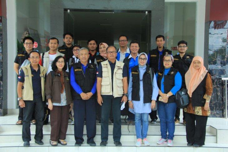 Tim Peduli Universitas Pancasila tiba di Lombok