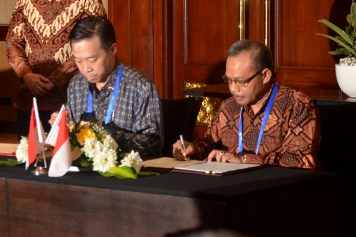Indonesia and Singapore to cooperate in implementing Industry 4.0