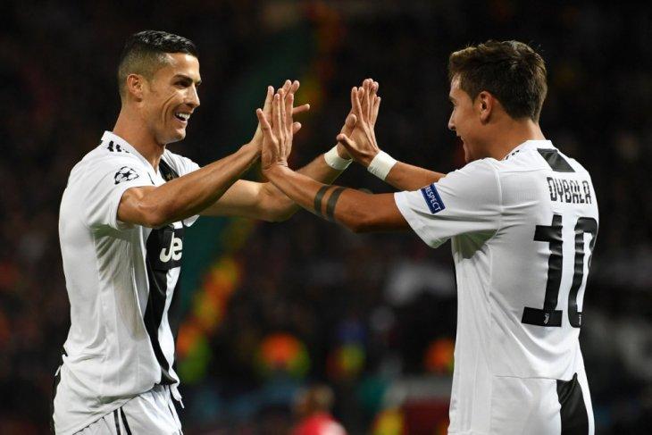 Dybala tidak betah di Juventus, karena Ronaldo?