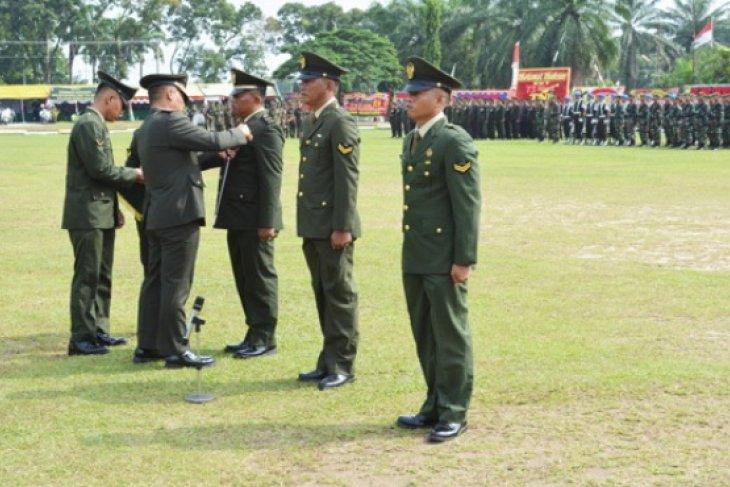 Danrem 042/Gapu ingatkan prajurit jaga netralitas