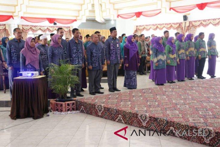 Dekranasda dan GN-OTA HSS dilantik