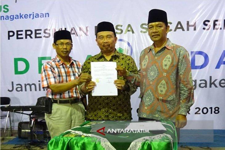 BPJS-TK Jadikan Socah Desa Sadar Jaminan Sosial