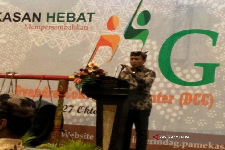 Batik Tulis Pamekasan Dipamerkan di Surabaya