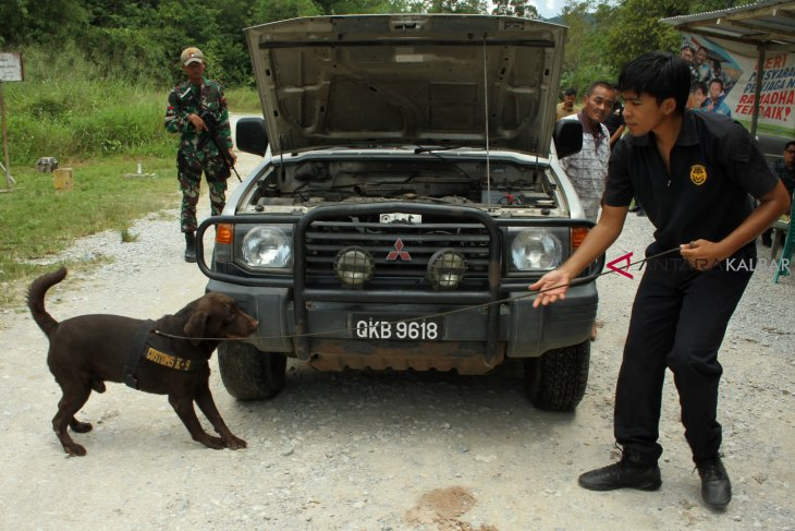 Bea Cukai antisipasi penyelundupan narkoba