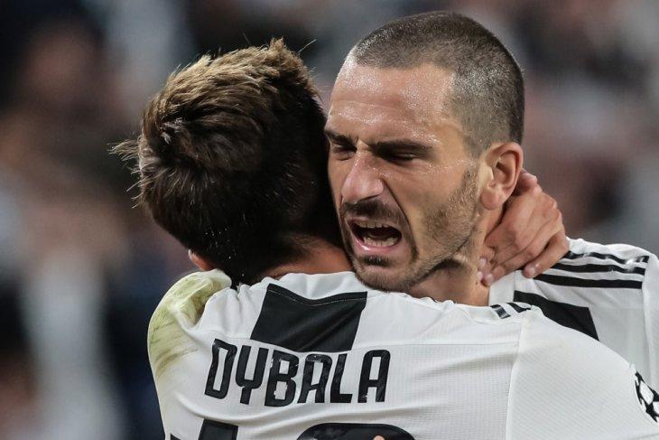 Trigol Dybala bawa Juventus bekap Young Boys