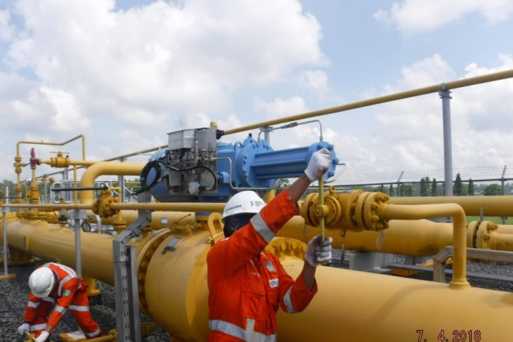 PGN commences 367-km crude oil pipeline construction in Rokan Block