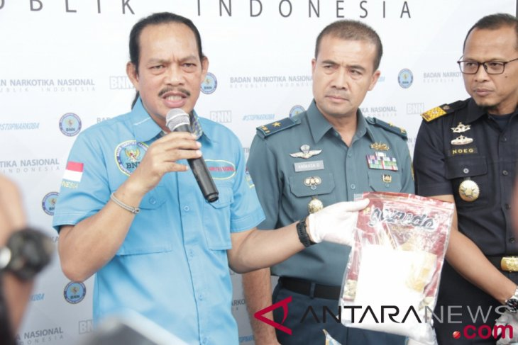 BNN educates Manado`s students on dangers of illicit drugs