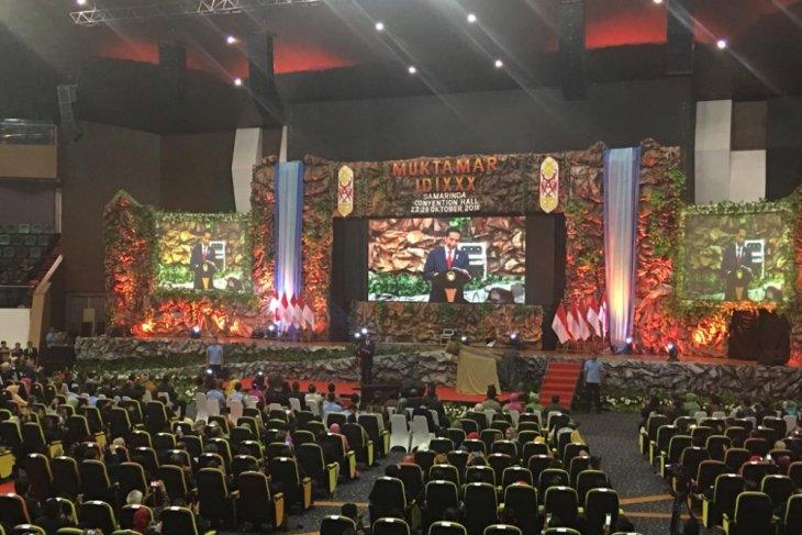 Presiden Jokowi ucapkan selamat ulang tahun kepada IDI