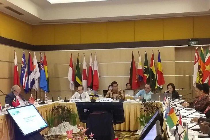 SOM delegation agree to establish archipelagic and island states forum