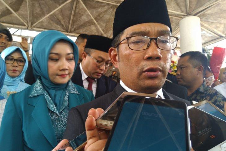 Gubernur Jabar prihatin penangkapan pejabat di Bekasi