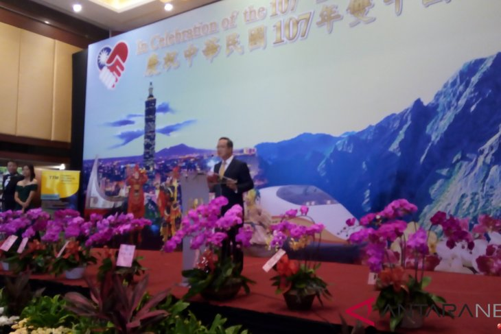 Taiwan to increase direct investment in Indonesia