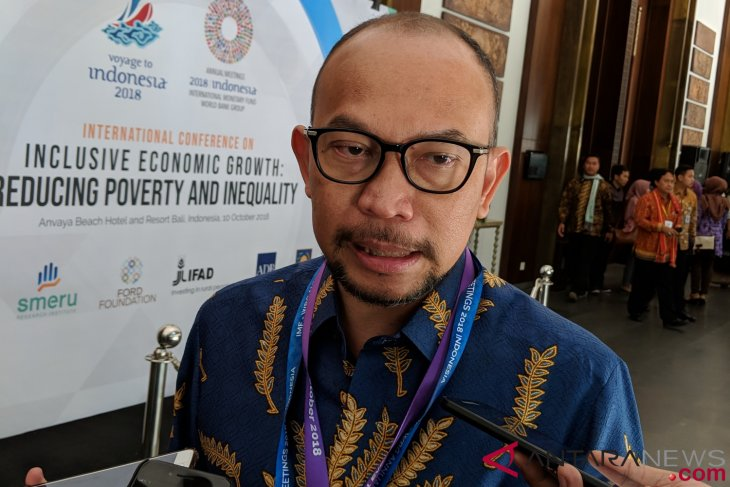 IMF-WB  - Impact of trade war on Indonesia smaller: academician