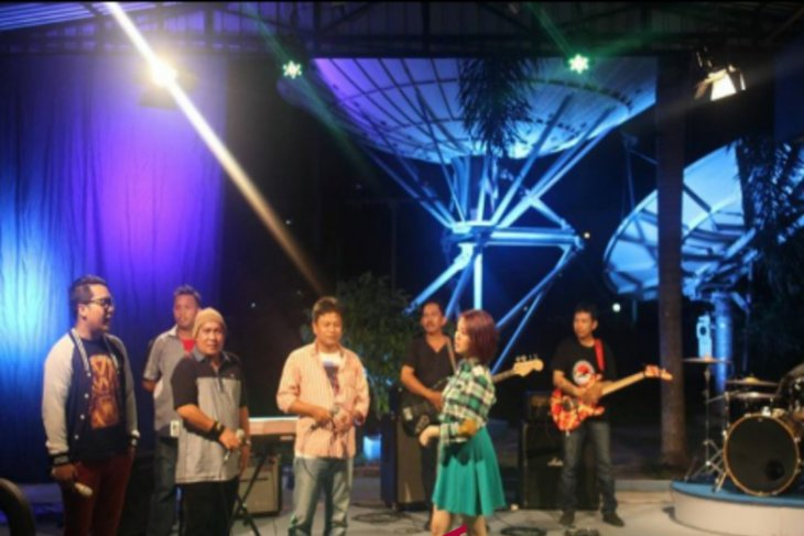 GNR Banjarmasin-Palangkaraya satu panggung di parade band