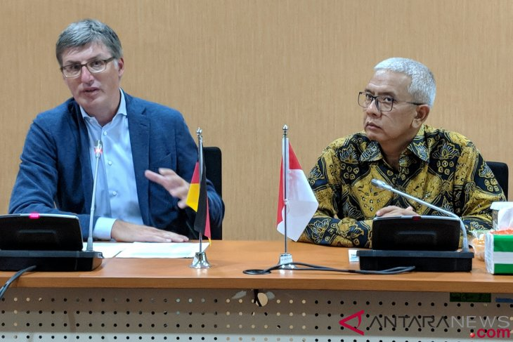 Indonesia, Germany agree to develop vocational partnership cooperation