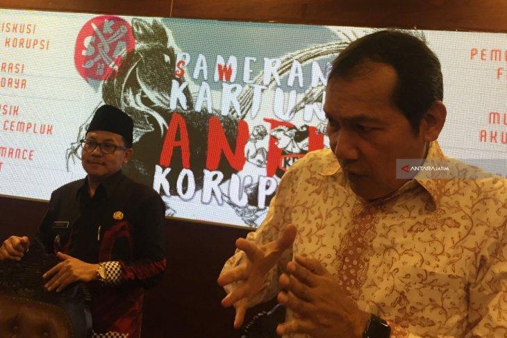 Pemkot Malang Siap Gandeng KPK Cegah Korupsi