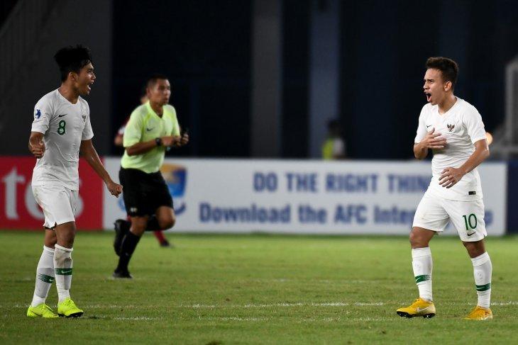 Indra Sjafri puji semangat juang pemain Timnas U-19