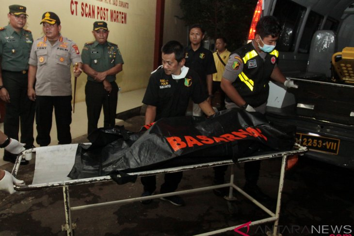 Basarnas collects 65 bags of bodies of ill-fated plane passengers